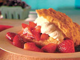 This scrumptious homemade shortcake with whipped cream elevates the dessert to another level.