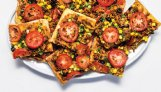 Homemade fiesta taco pizza is one of many recipes that calls for dairy ingredients. Like many farmers, dairy producers have been hard-hit by the global pandemic's effect on demand.