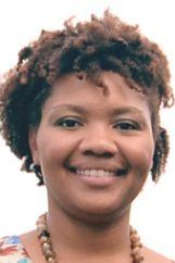 City Planner Christina Berry