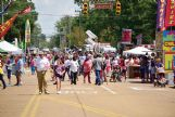 The Prairie Arts Festival, held annually in downtown West Point, will be Saturday. Hundreds of vendors will sell arts and crafts, food and more. The festival is always held the day after the Black Prairie Blues Festival, which celebrates Mississippi blues musicians.