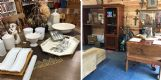 Posts on the ReSale Store's Facebook page offer a preview of items for sale when doors open to shoppers on Fridays from 9 a.m.-4 p.m. and Saturdays 8 a.m.-2 p.m.