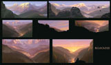 """This sequence of frames from Sony Animation's """"Open Season� shows some of Harkness' landscape animation."""